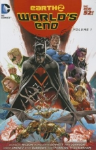 Wilson, Daniel H.,   Bennett, Marguerite,   Johnson, Mike Earth 2: World`s End 1