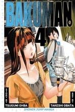 Ohba, Tsugumi Bakuman, Volume 4