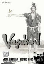 Inoue, Takehiko Vagabond 36