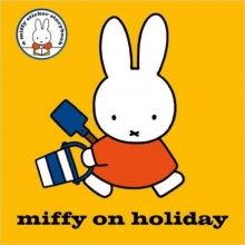 Bruna, Dick Miffy on Holiday!