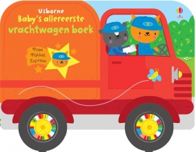 , Baby`s allereerste vrachtwagenboek