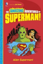 Stewart, Yale Alien Superman!
