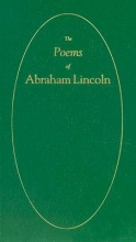 Lincoln, Abraham Poems of Abraham Lincoln