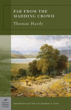 Hardy, Thomas,   Cook, Jonathan A. Far from the Madding Crowd