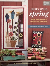 Wicks, Shelley,   Large, Jeanne Here Comes Spring