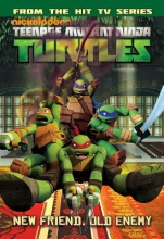 Byerly, Kenny,   Sternin, Joshua,   Ventimilia, J. R. Teenage Mutant Ninja Turtles Animated 2