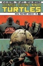 Eastman, Kevin,   Waltz, Tom Teenage Mutant Ninja Turtles 10