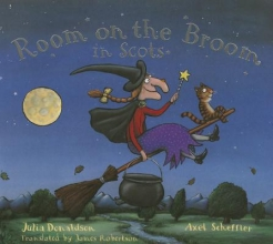 Donaldson, Julia Room on the Broom in Scots