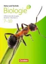 Bartels-Eder, Monika,   Bauer, Elke,   Budde, Julia,   Dröge, Elke Natur und Technik: Biologie 02. Schülerbuch. Gesamtschule Nordrhein-Westfalen. Differenzierende Ausgabe