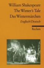 Shakespeare, William The Winter`s Tale Das Wintermärchen