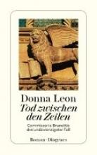 Leon, Donna,   Schmitz, Werner Tod zwischen den Zeilen