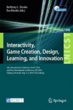 Anthony L. Brooks,   Eva Brooks Interactivity, Game Creation, Design, Learning, and Innovation