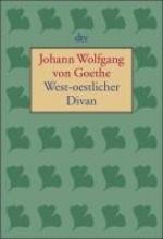 Goethe, Johann Wolfgang von West-stlicher Divan