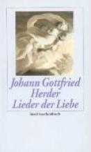 Herder, Johann Gottfried Lieder der Liebe
