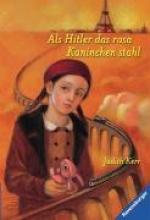 Judith Kerr , Als Hitler das rosa Kaninchen stahl