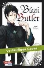 Toboso, Yana Black Butler 09