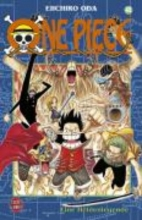 Oda, Eiichiro One Piece 43. Eine Heldenlegende