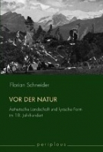 Schneider, Florian Vor der Natur