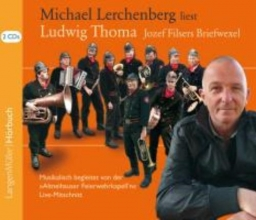 Thoma, Ludwig Jozef Filsers Briefwexel, CD