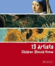 Prestel 13 Series 13 Artists