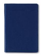 Taschenkalender 2017 PVC blau
