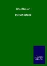 Mombert, Alfred Die Schpfung