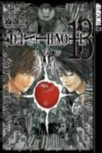 Obata, Takeshi Death Note 13
