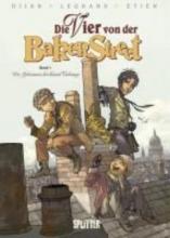 Djian, Jean-Blaise Die Vier von der Baker Street 01.