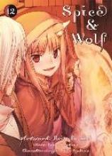 Hasekura, Isuna Spice & Wolf 12