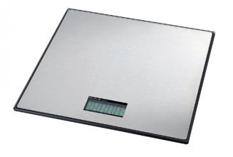 , Pakketweger MAUL Global 50kg metalen plateau zwart