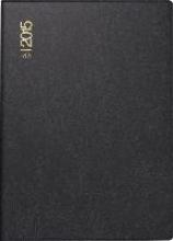 Taschenkalender perfect 2017 PVC schwarz