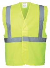 , Veiligheidsvest Portwest C472 fluor geel L / XL