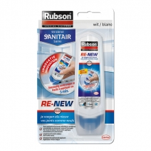 , Voegkit Rubson Re-New stralend sanitair 100ml wit