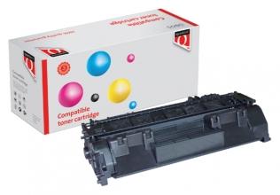 , Tonercartridge Quantore HP CF280A 80A zwart