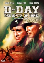 D-Day The Sixth Of June DVD /