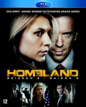 Homeland Season 2 Blu-Ray /