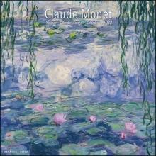 , Claude Monet maandkalender 2022