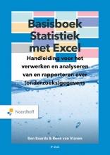 René van Vianen Ben Baarda, Basisboek Statistiek met Excel