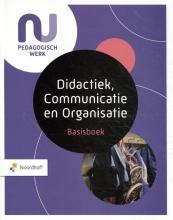Judy Tienhoven , Basisboek Didactiek, Communicatie en Organisatie