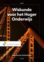 W. Groen Sieb Kemme  Theo van Pelt  J. Timmers  G. Zwanenburg, Wiskunde voor het hoger onderwijs deel B