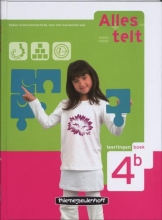 Alles telt-2e dr Leerlingenboek 4B