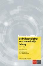 J.W.M. Verbaarschot P. Kavelaars  E.P. Hageman  R.L.M.C. Janssen, Bedrijfsopvolging en aanmerkelijk belang