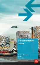 J. Zijlstra M.R. Oudenaarden  E. Tulp, Douanememo 2020