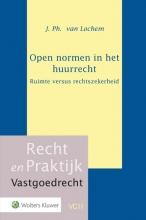 J.Ph. van Lochem , Open normen in het huurrecht