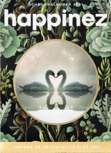 Lisette Thooft , Happinez Spirituele scheurkalender 2021