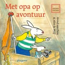 Arend van Dam Met opa op avontuur