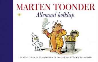 Marten  Toonder Alle verhalen van Olivier B. Bommel en Tom Poes 18 : Allemaal holklap