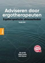 Anke Heijsman Alex de Veld  Minjou Lemette, Adviseren door ergotherapeuten