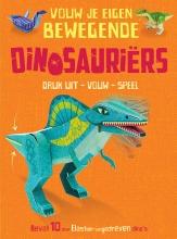 John  Malam Vouw je eigen bewegende dinosauriërs