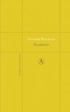 Giovanni  Boccaccio Decamerone - Perpetua reeks